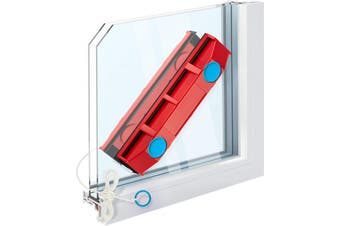 Tyroler Bright Tools Glider D-2 Magnetic Window Cleaner For Double Glazed Windows With Window Thickness Up To 20 Mm.