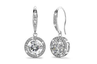 Solid 925 Sterling Silver Earrings