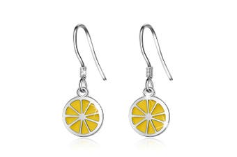 Cute Funky Lemon Earrings