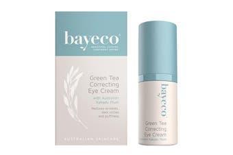 Bayeco Green Tea Correcting Eye Cream 15ml