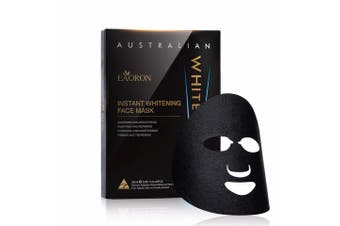 Eaoron Whitening Face Mask 25ml - Black