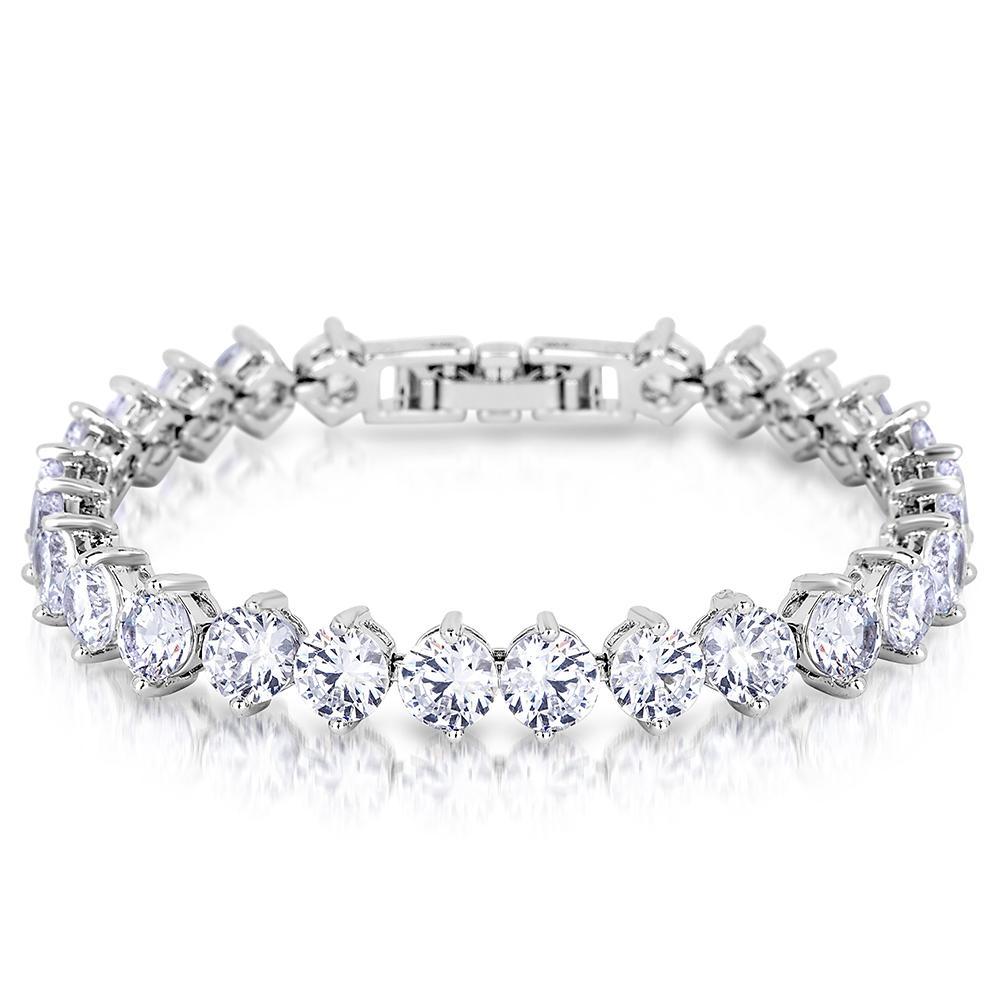 Tiffany S Tennis Bracelet Kogan Com