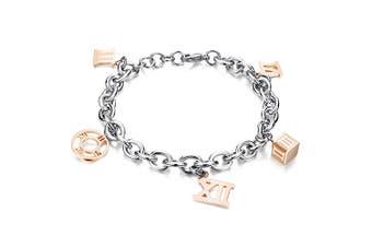 Roman Charms Bracelet