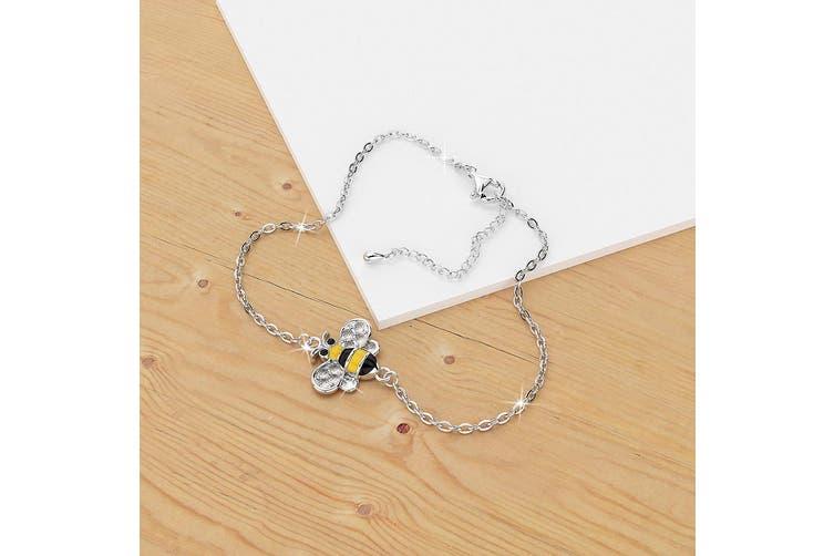 Bumblebee Crystal Bracelet