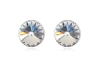 Apex Krystal Studs Embellished with Swarovski crystals