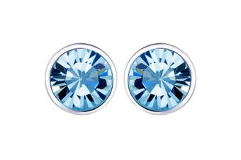 Elemental Studs Embellished with Swarovski crystals