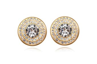 Dolce Earrings Embellished with Swarovski crystals