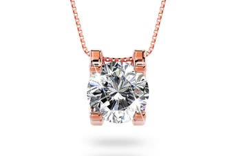 Sonata Crystal Necklace Embellished with Swarovski crystals