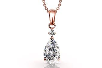 Anastacia Necklace Embellished with Swarovski crystals