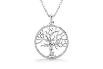 .925 Tree of Life Signature Pendant