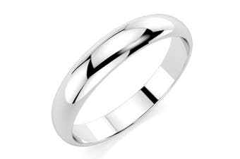 .925  Russian Wedding Ring IV-Silver