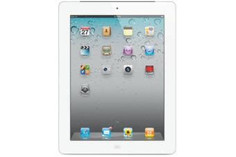 Used as demo Apple iPad 2 64GB Wifi + Cellular White (Excellent Grade)