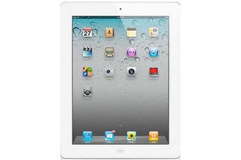 Used as demo Apple iPad 4 32GB Wifi + Cellular White (Local Warranty, 100% Genuine)