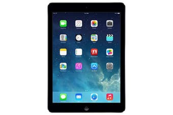 Used as Demo Apple iPad 9.7-inch 5th Gen 128GB Wifi + Cellular Space Grey (Local Warranty, 100% Genuine)