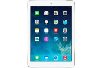 "Used as Demo Apple iPad 5 32GB 9.7"" 2017 Wifi + Cellular Silver (Excellent Grade)"