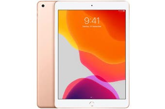 "Brand New Apple iPad 7 10.2"" 2019 Wifi 128GB Gold"
