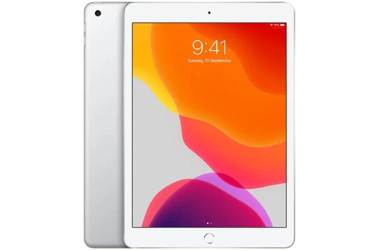 "Brand New Apple iPad 7 10.2"" 2019 Wifi 128GB Silver"