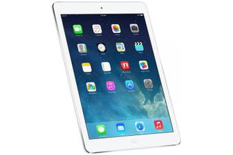 As New Apple iPad AIR 1 16GB Wifi + Cellular Silver (Local Warranty, 100% Genuine)