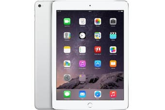 Used as demo Apple iPad AIR 1 16GB Wifi + Cellular Silver (Excellent Grade)