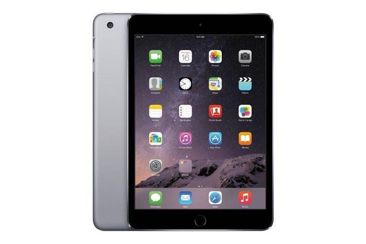 Used as demo Apple iPad Mini 16GB Wifi + Cellular Black (100% Genuine)