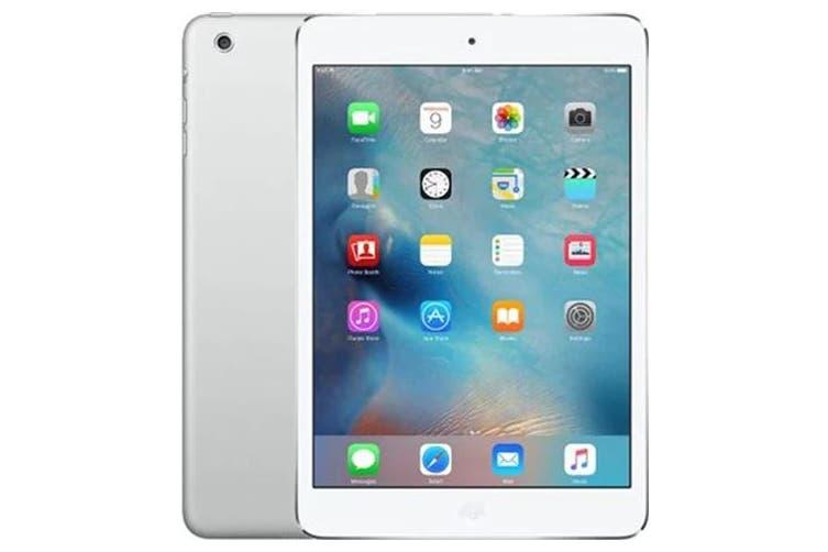 Used as demo Apple iPad Mini 16GB Wifi + Cellular Silver (100% Genuine)