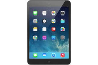 Used as demo Apple iPad Mini 2 128GB Wifi + Cellular Black (Excellent Grade)