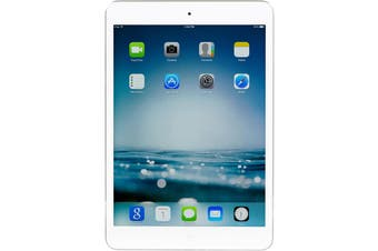 Used as demo Apple iPad Mini 2 16GB Wifi + Cellular White (Excellent Grade)