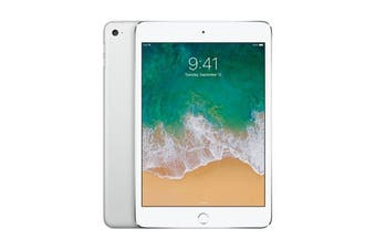As New Apple iPad Mini 2 64GB Wifi + Cellular Silver (Local Warranty, 100% Genuine)