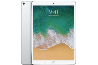 "Used as Demo Apple iPad PRO 10.5"" 256GB Wifi + Cellular Silver (Local Warranty, 100% Genuine)"