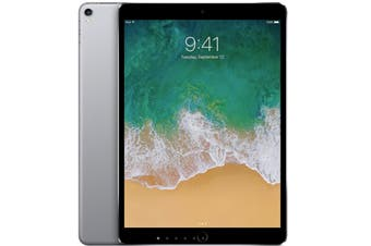 "Used as Demo Apple iPad PRO 10.5"" 64GB Wifi + Cellular Space Grey (Local Warranty, 100% Genuine)"