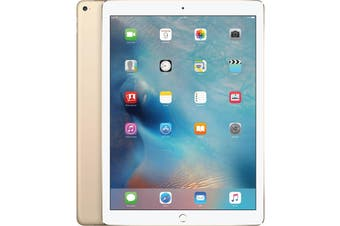 "Used as Demo Apple iPad PRO 12.9"" 1st Gen 256GB Wifi + Cellular Gold (Excellent Grade)"