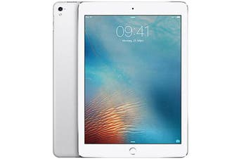 "As New Apple iPad PRO 9.7"" 32GB Wifi + Cellular Silver"
