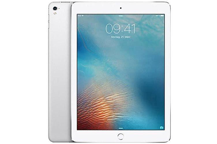 "Used as Demo Apple iPad PRO 9.7"" 32GB Wifi + Cellular Silver (Local Warranty, 100% Genuine)"