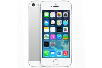 Used as Demo Apple Iphone 5S 32GB Silver (Local Warranty, 100% Genuine)