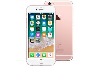 Used as Demo Apple Iphone 6S 128GB Rose Gold (Local Warranty, 100% Genuine)