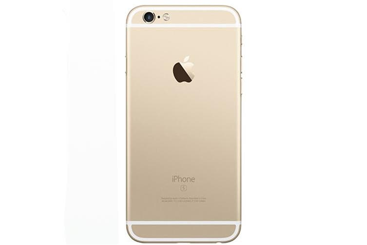 Refurbished Apple Iphone 6s 16gb Gold Excellent Grade Kogan Com