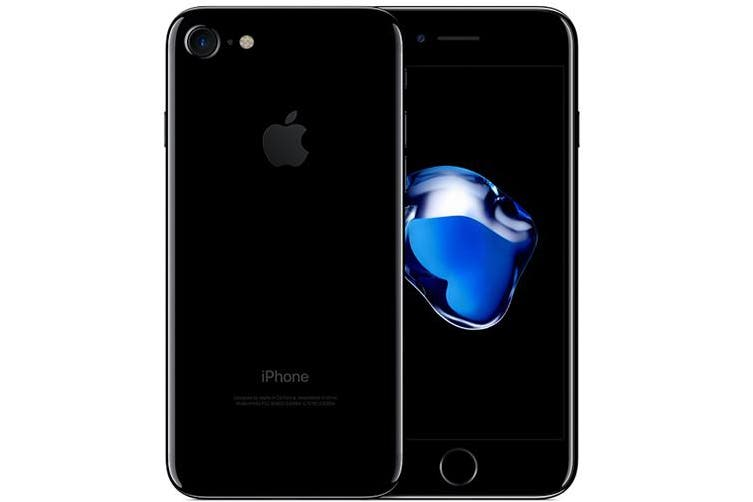 Used as Demo Apple Iphone 7 128GB Jet Black (Local Warranty, 100% Genuine)