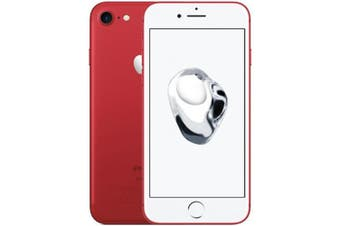 New Apple iPhone 7 128GB Red  (Apple 12 Month Warranty, In generic box)