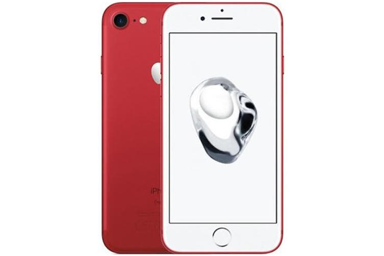 Used as Demo Apple Iphone 7 128GB Red (Local Warranty, 100% Genuine)