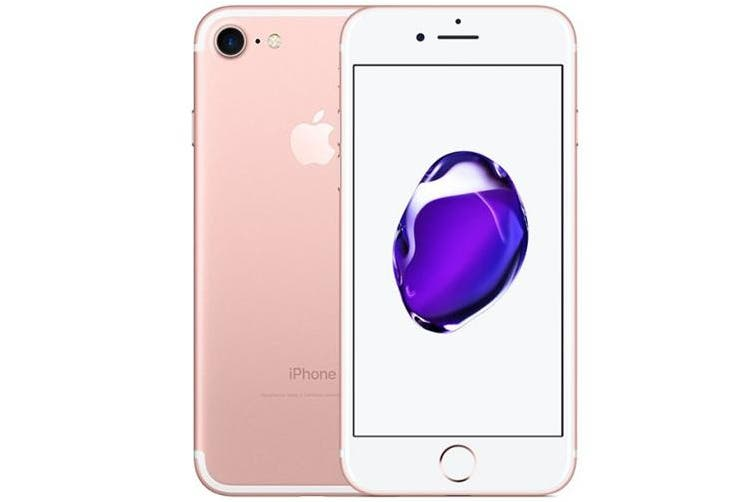 Used as Demo Apple Iphone 7 256GB Rose Gold (Excellent Grade)