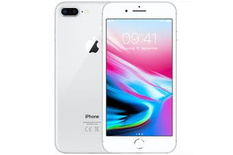 Used as Demo Apple Iphone 8 Plus 256GB Silver (Excellent Grade)