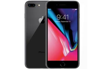 Apple iPhone 8 Plus 256GB Space Grey (100% Genuine, GOOD GRADE)