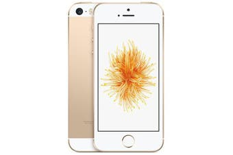 Used as demo Apple iPhone SE 128GB Gold (Local Warranty, 100% Genuine)