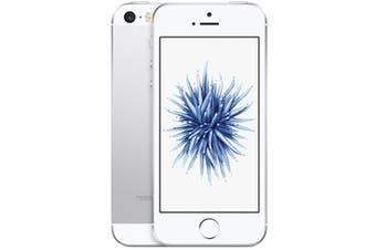 Used as demo Apple iPhone SE 128GB Silver (Local Warranty, 100% Genuine)