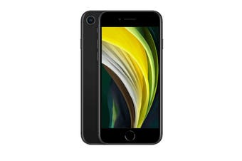 Brand New Apple iPhone SE 2020 4G LTE (3GB RAM, 64GB, Black)