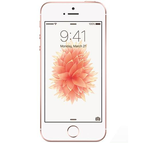 Nye Used as demo Apple iPhone SE 32GB Rose Gold (AU STOCK, AU MODEL WE-45