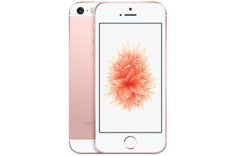 Used as demo Apple iPhone SE 64GB Rose Gold (Local Warranty, 100% Genuine)