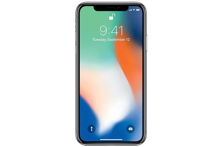 Used as Demo Apple Iphone X 256GB Silver (Local Warranty, 100% Genuine)