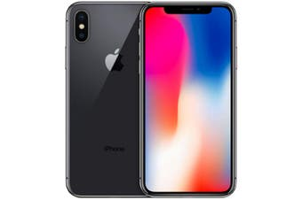 Apple Iphone X 64GB Phone Space Grey (AU STOCK, Refurbished - FAIR GRADE)