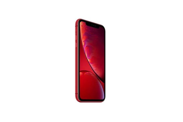 Used as Demo Apple iPhone XR 128GB PRODUCT(RED) (Local Warranty, AU STOCK, 100% Genuine)